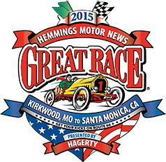 2015 Hemmings Motor News Great Race