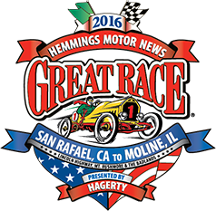 2016 Hemmings Motor News Great Race