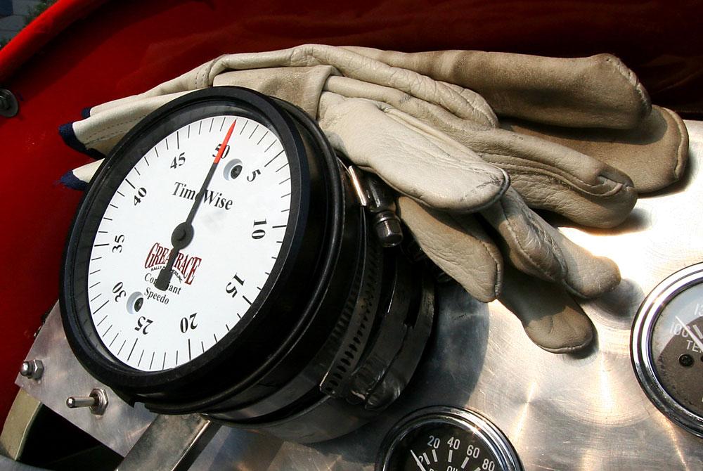 Timewise Speedometer