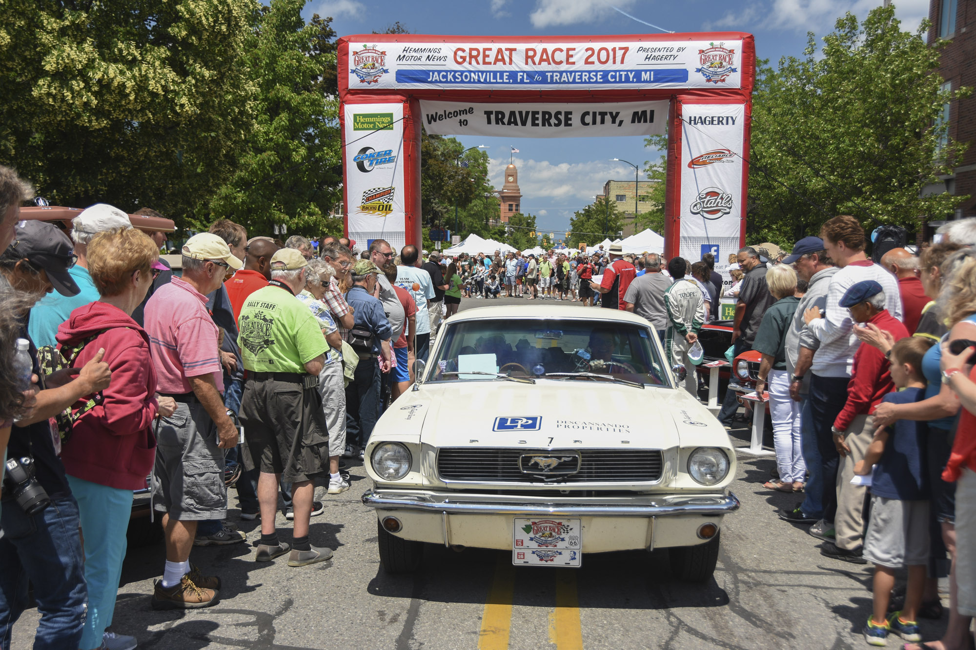 The Great Race » Crossing the Finish Line at the 2017 Great Race!