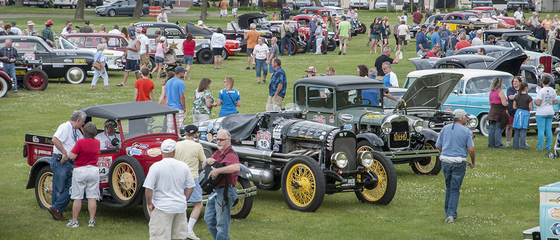 Cars on Kiawa Event to Feature Great Race Cars, April 21, 2018