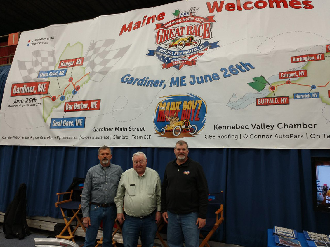 Great Race Featured at Northeast Motorsports Expo