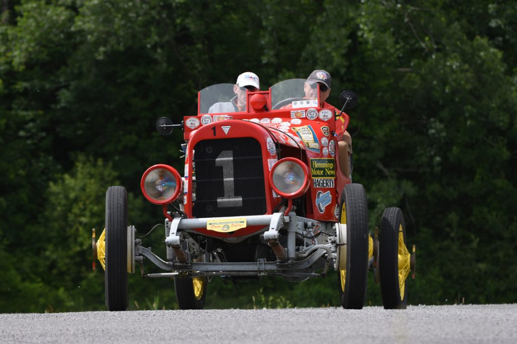 Howard and Doug Sharp Win the Spring Pumpkin Run