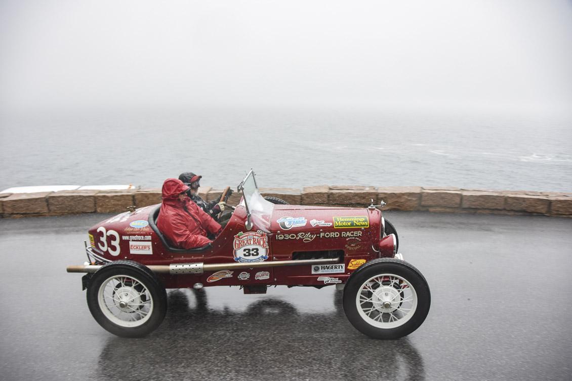 Great Race 2018