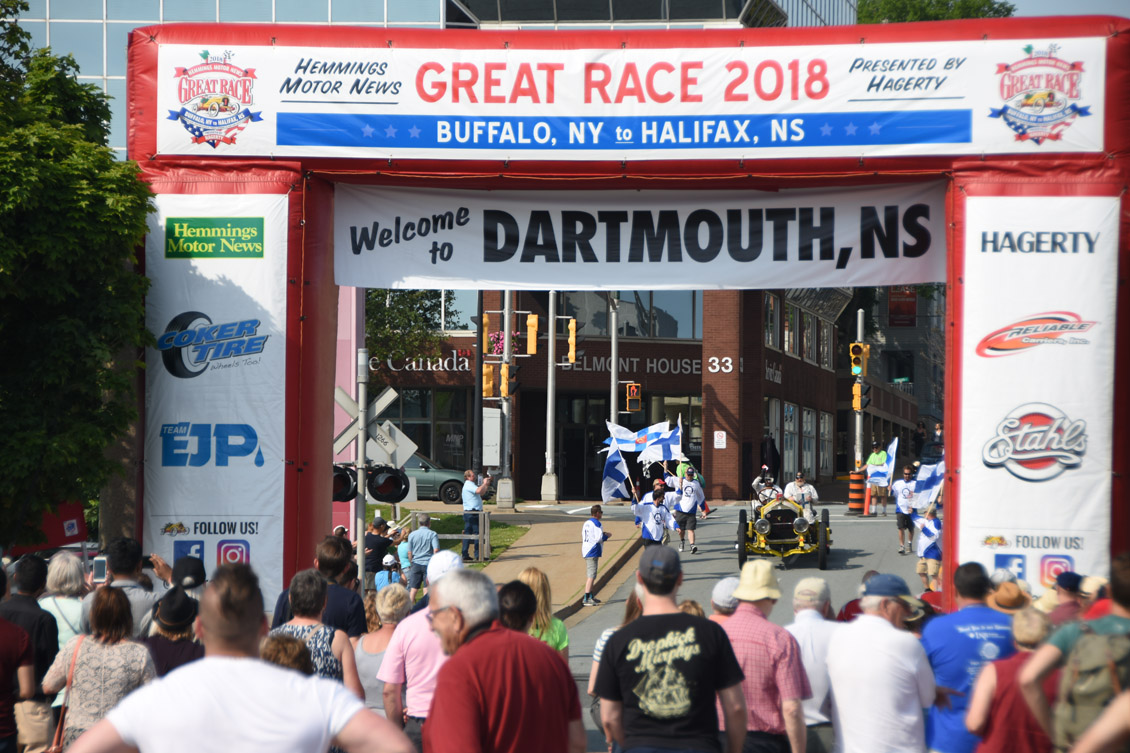 Great Race 2018
