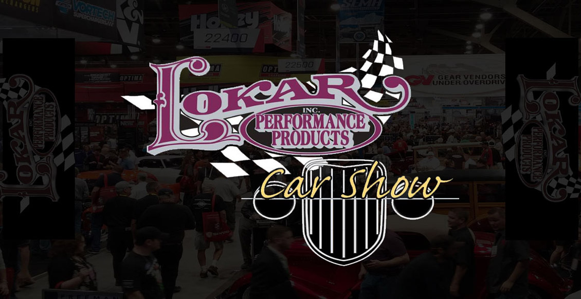 Great Race Featured on Lokar Car Show