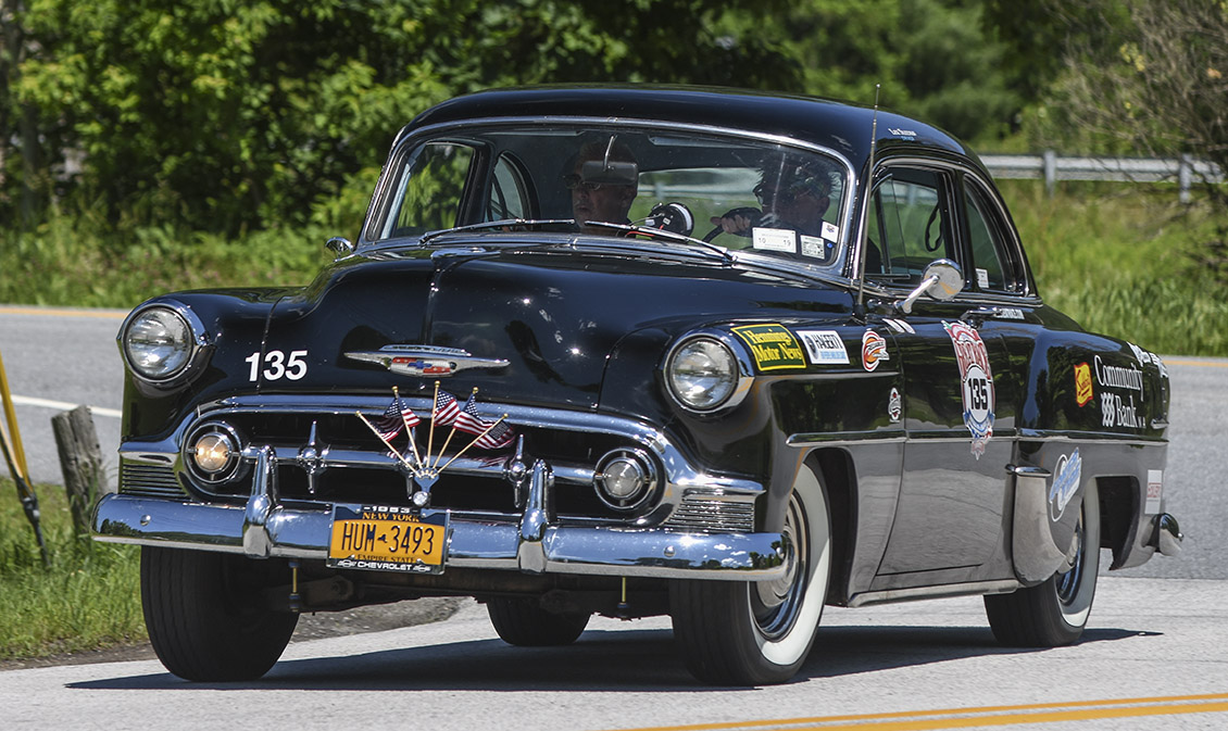 1953 Chevrolet Club Coupe For Sale