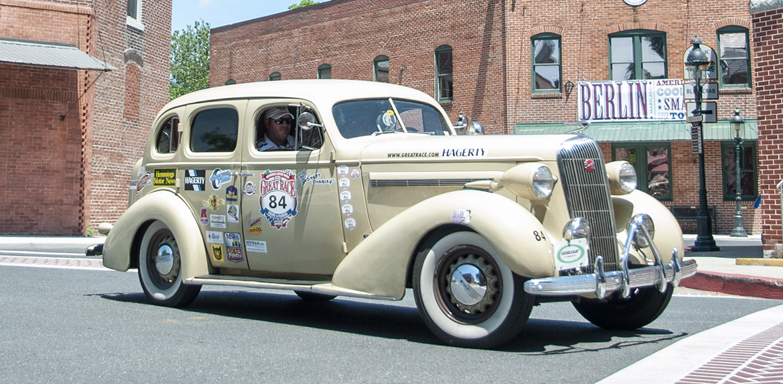 Great Race Veteran 1936 Buick For Sale