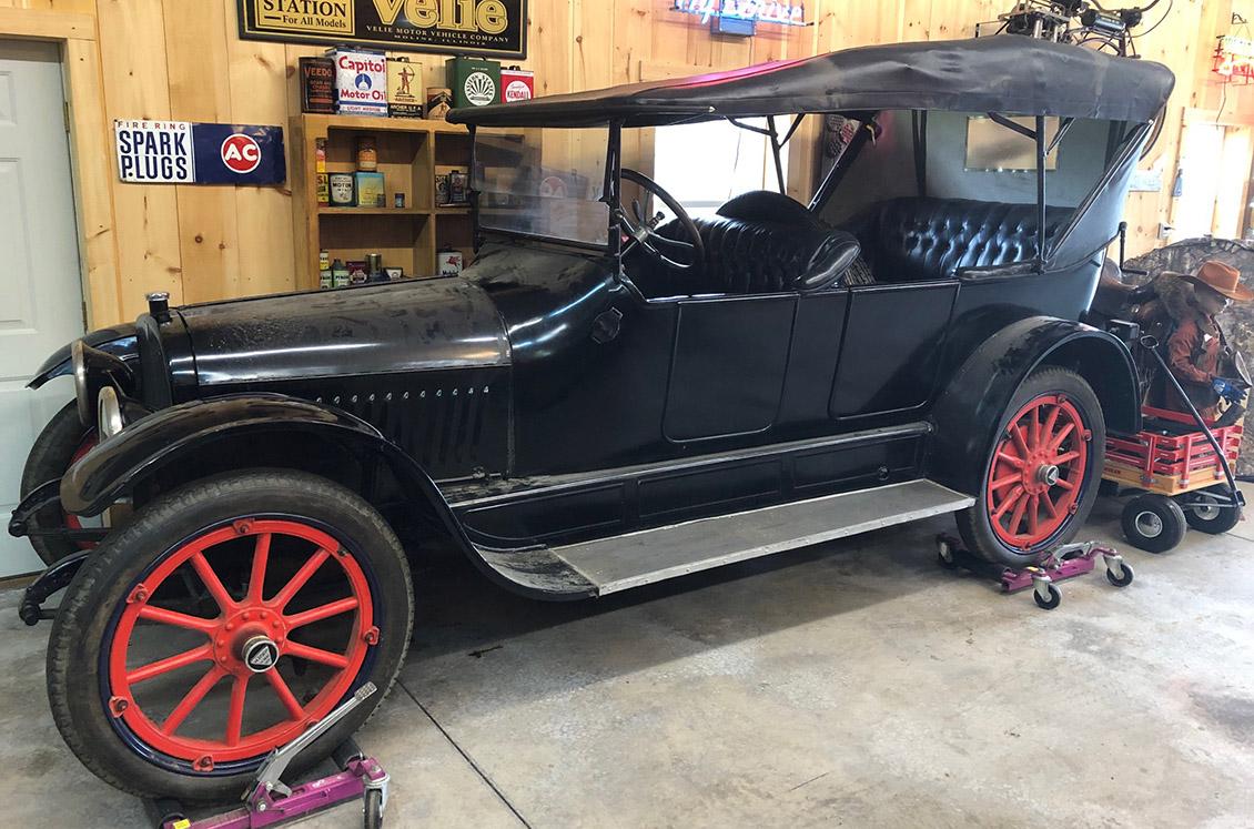 1915 Hudson For Sale