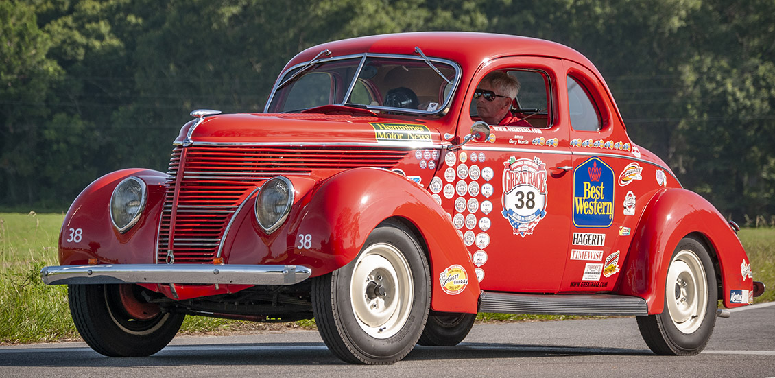 1938 Ford Coupe For Sale — Proven Great Race Car