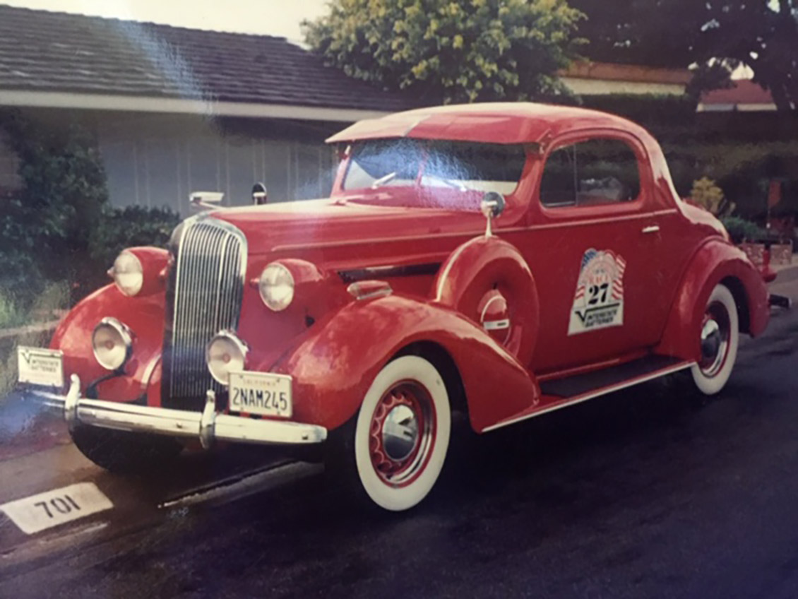 1936 Buick Great Race Car For Sale