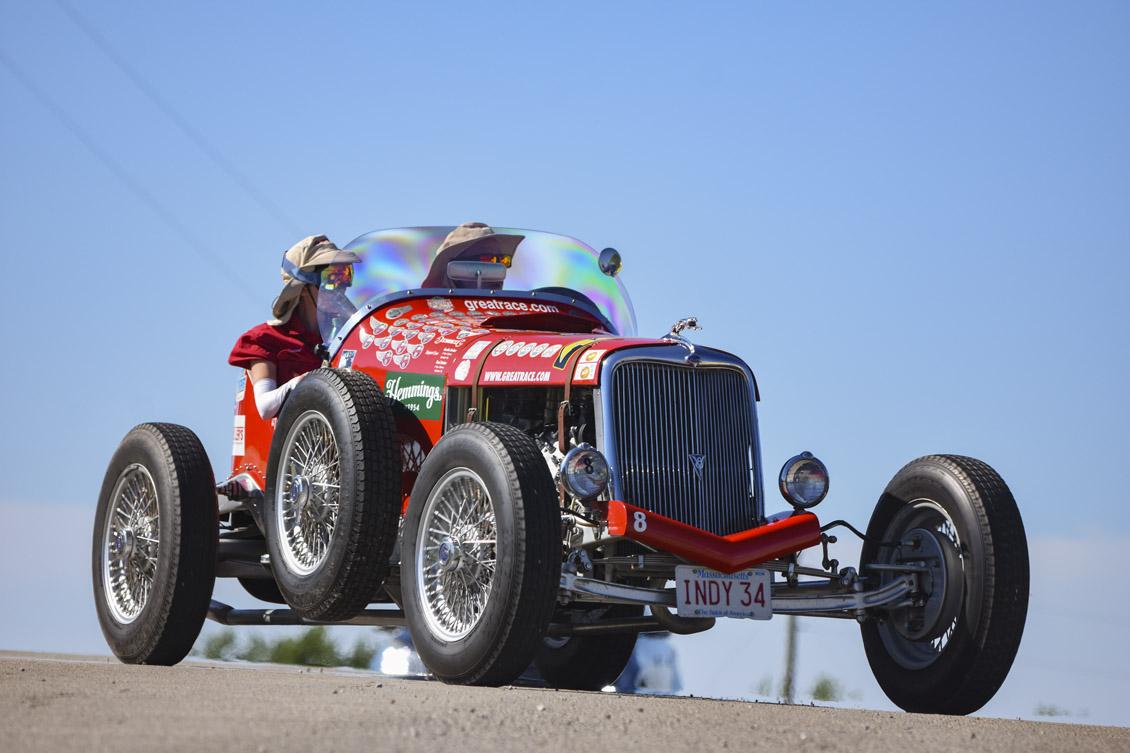 Great Race 2021 Day 4: Joplin to Cape Girardeau, Missouri