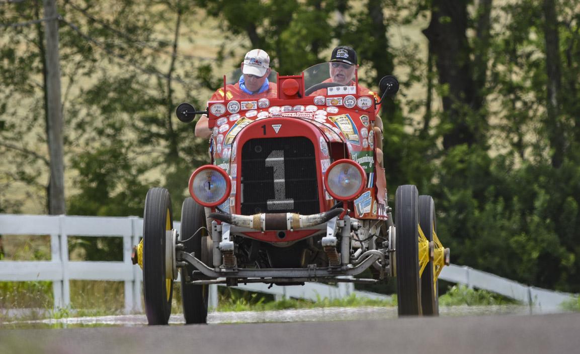 Great Race 2021 Day 6: Owensboro to Lexington, Kentucky